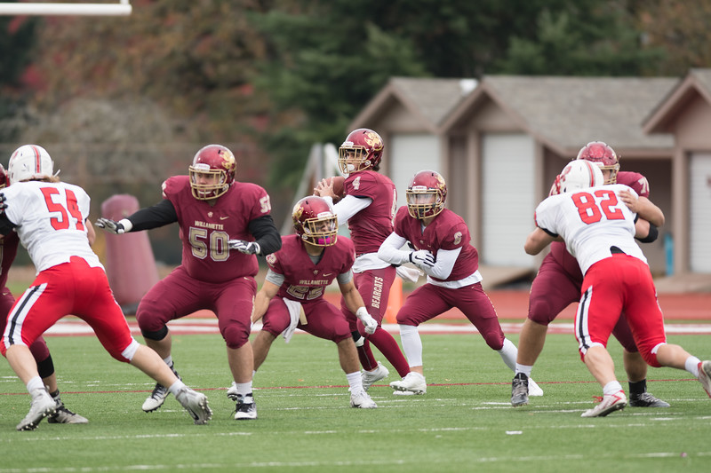 Willamette Bearcats vs Pacific Boxers