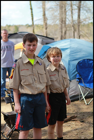 2014 Spring Campout