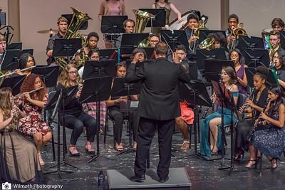 Senior Honors Concert: Symphonic Band