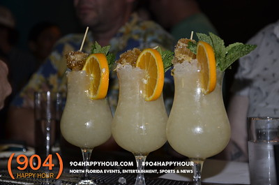 Behind the Stick Cocktail Competition - 8.7.17