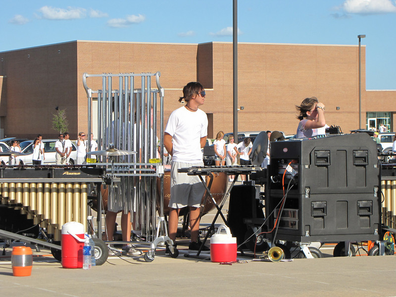 2010 Fall Band & Football - PHS