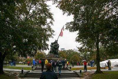 F53-FD-The Iwo Jima Memorial