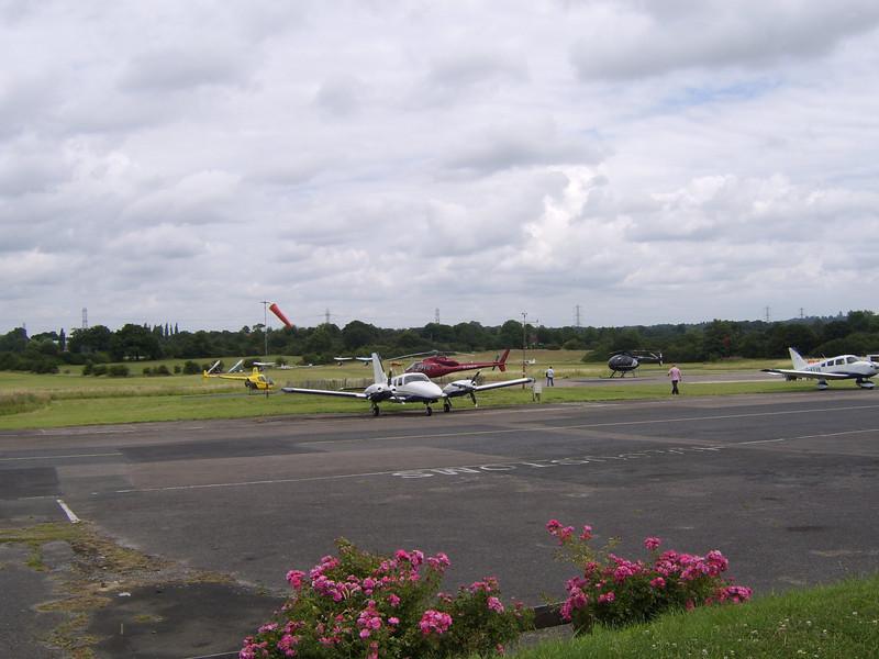 LAA fly-in at Elstree Aerodrome