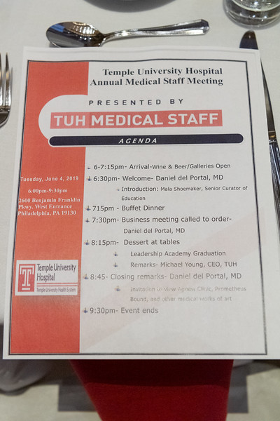 19-213 6/4/19 Medical Staff Meeting