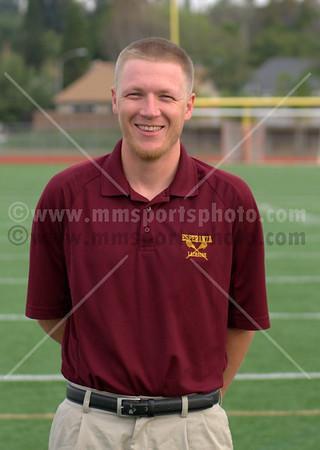 Men's Coach and Team Photos