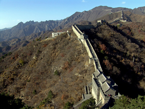 Mutianyu  Great Wall -  Beijing, China