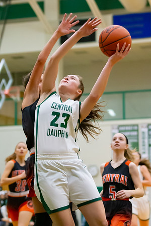 2019-12-11 | Girls HSBB | Central Dauphin vs. Central York