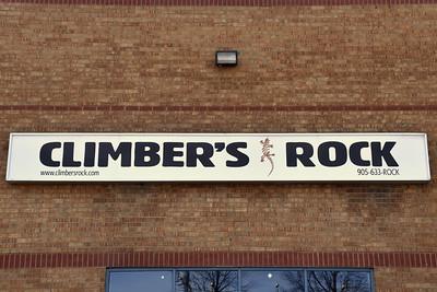 BTTB Executive Rock Climbing