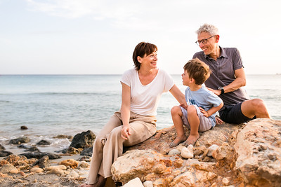 Family | Sandra, Stefan & Nathan