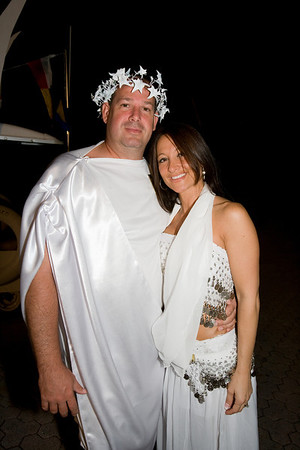 November 9th, 2007 Fisher Island White Party Costume Ball