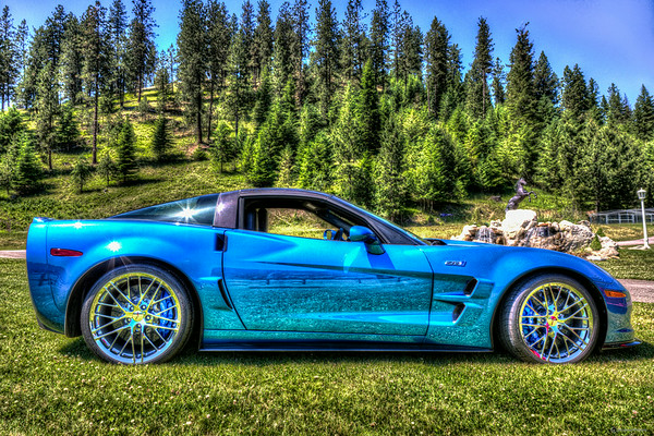 Welch Corvette