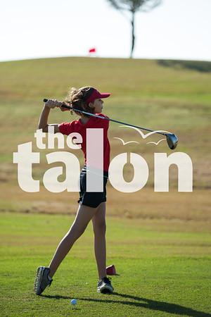 JV Boys/Girls Golf at Robson (3-20-17)