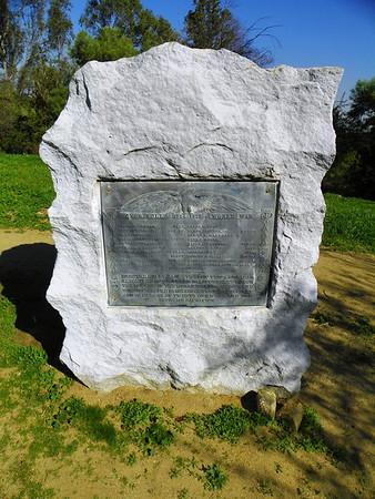 Various Small Memorials