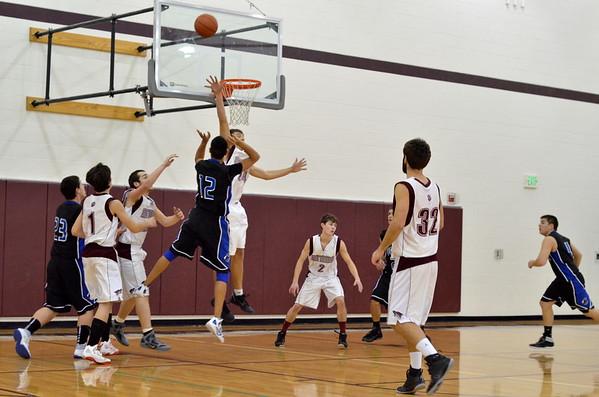 Basketball Jan 10, 2012