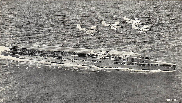 RN AIRCRAFT CARRIERS