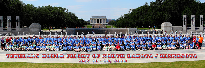 Honor Flight 2019 finals