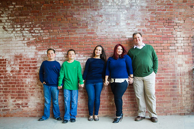 The Rogers Family 2015