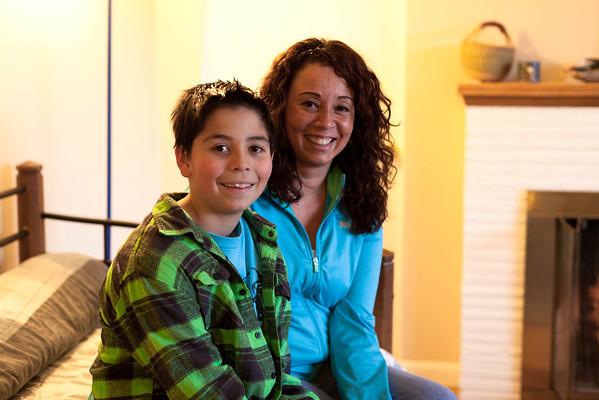 Lisa & Miguel's House SE Salmon