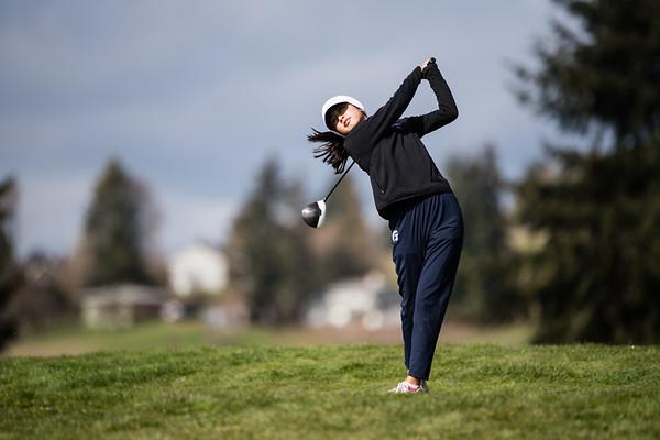GFU Women's Golf 2-28-2021