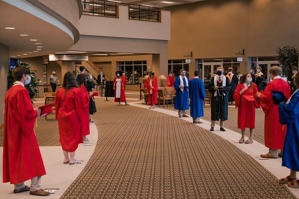Graduate Recognition - July 2020