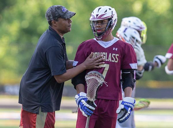 MPSSAA Boys Lacrosse: Douglass vs. McDonough