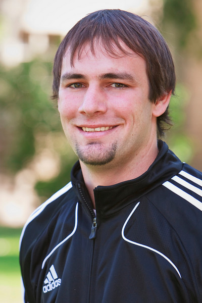 Men's Soccer, Individual Photos '09