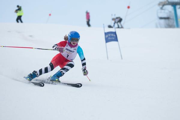 HS Girls Giant Slalom 1/25/19