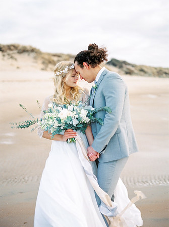 TLD WINTER BEACH WEDDING