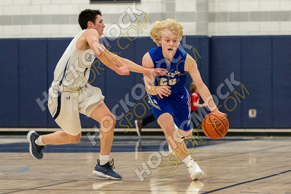 Franklin-Attleboro Boys Basketball - 01-24-20