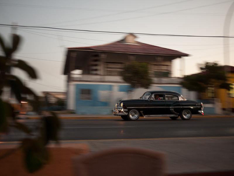 Old cars in Varadero