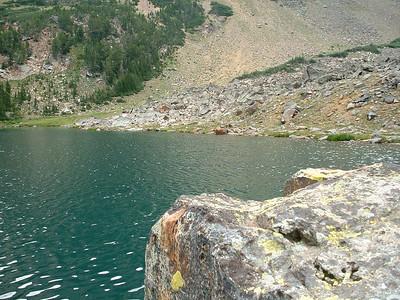 Lost Cabin Lake