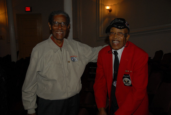 Fords Theater Production of FLY Tuskegee Airmen Reception