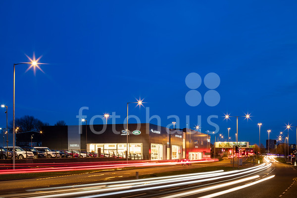 Jaguar Land Rover, Leeds