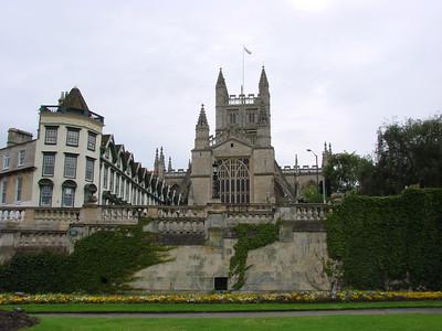 Bath Abbey - England