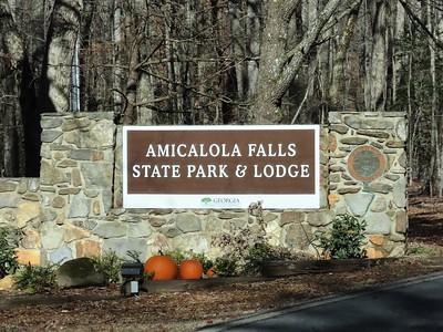 Amicalola Falls SP & Lodge, Georgia