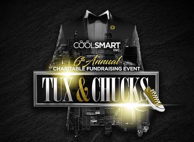 Tux & Chucks 6th Annual Charitable Event 11-25-2016