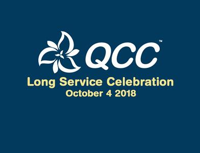 QCC Long Service Celebration 2018