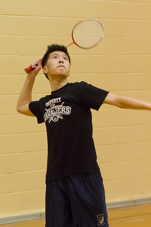 2013-14 Badminton