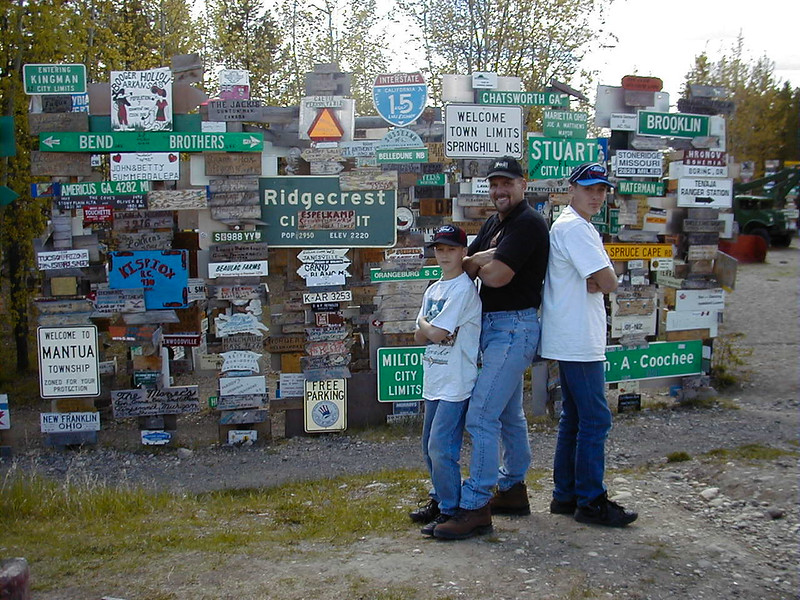 Mark, Kane & D at Sign Post Forest.jpg