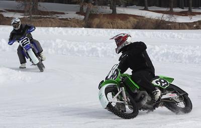 Wisconsin ice racing championship, Dexterville