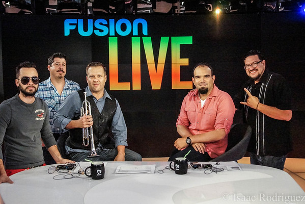 Electric Piquete at Fusion Live TV