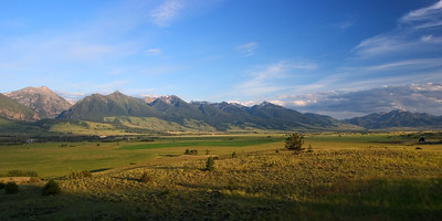 Paradise Valley, MT 2005