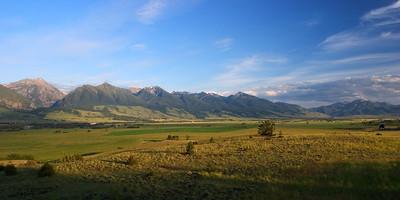 Paradise Valley, MT 2005