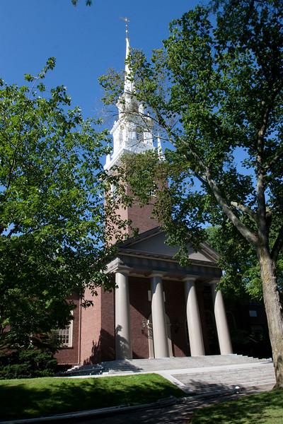 Day 6 - Harvard