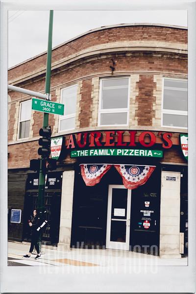 Aurelio's Pizza Wrigleyville  (closed)
