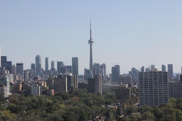 Toronto City Sightseeing Tour - 14 September 2015