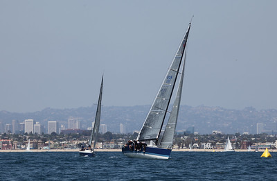 Cal Race Week Sunday Farr 40's