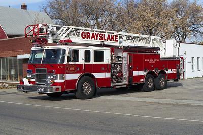 GRAYSLAKE FIRE DEPARTMENT