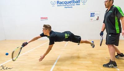 Mens Open Arne Schmitz (GER) over Joachim Loof (GER)