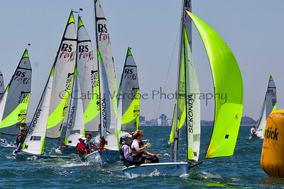 RS Feva World Sailing Championship 2012